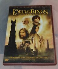 Collectable Lord of the Rings DVD's