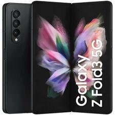 Samsung Galaxy Z Fold3 5G Smartphone 256GB Neu vom Händler OVP Phantom Black