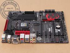 Original MSI z87-g45 GAMING, LGA 1150/Socket h3, Intel z87 Motherboard ms-7821