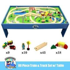 Wooden Train Table | eBay