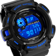 Boys Sports Watch, Electronic Quartz Digital Watches for boy Water Resistant