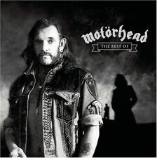 MOTÖRHEAD The Best Of 2CD BRAND NEW Motorhead Greatest Hits Lemmy