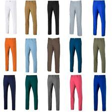 Nuevo Para Hombre Puma 2020 Jackpot 5 Pantalones de Golf de bolsillo-Elige Tamaño Y Color!