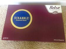 Hasbro Retro Series Scrabble 1949 Edition Game (B2850)b