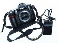 NIKON D80 DSLR Full-Spectrum UMBAU Infrarot Vollspektrum Infrarotkamera IR Body