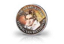 Farbmotiv 250. Birthday Ludwig Van Beethoven