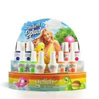 Harmony Gelish UV Soak Off Gel Make A Splash Collection 0.5oz *Choose any 1*