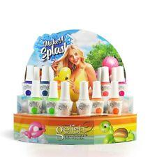 Harmony Gelish UV Soak Off Gel Make A Splash Collection 0.5oz *Choose any 1*
