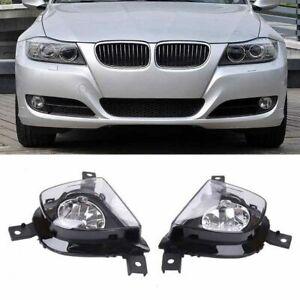 Front Fog Light Driving Lamp LH RH For BMW 3-Series E90 E91 Sedan Wagon 09-11 FT