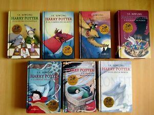 Harry Potter Edizione Bollino 20 Anni Di Magia Completa