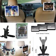 Tablet Car Headrest Mount Universal Tablet Holder Car Backseat Seat Mount 360°