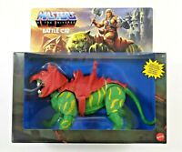 Mattel BATTLE CAT He-Man Masters Of The Universe Action Figure w/ Armor 2020