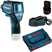Bosch Thermodetektor GIS 1000 C + 1,5 Ah Li-Ion Akku Ladegerät L-Boxx 0601083301