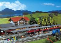 Faller 222126 Spur N >2 Bahnsteige< #NEU in OVP#