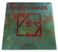 YES 2000 MASTERWORKS TOUR BOOK NEW RARE MINT OLD STOCK PROG ROCK