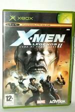 X-MEN LEGENDS II L'ERA DI APOCALISSE USATO OTTIMO XBOX ED ITALIANA PAL FR1 38731