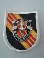 Authentic US Army 5th Special Forces Group DI DUI Unit Crest Insignia NH