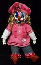 "Zombie Baby Doll Killer Clown 21 "" !! Halloween Haunted House Horror Doll"