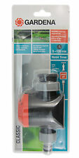 Gardena 2hr Mechanical Water Tap Timer
