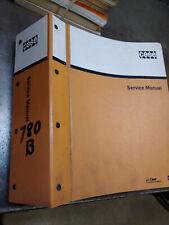 CASE 780B LOADER BACKHOE SERVICE MANUAL