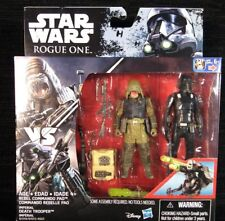 Hot Toys STAR WARS ROGUE ONE: REBEL COMMANDO PAO & IMPERIAL DEATH TROOPER