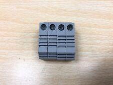 KN-EB3-10, Konnect-It Screw-Down End Bracket, 8mm Wide