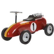 Retro Roller Rutscher Rennteam Niki Rutschauto Spielzeug Rennauto Metall 706118