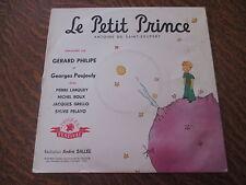 33 tours antoine de saint-exupery le petit prince interprete par gerard philipe