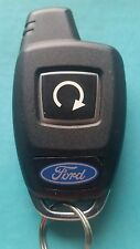 TESTED OEM FORD FCC: ELVATRKC Remote Start Fob model: 4360320 Fast Free Shipping