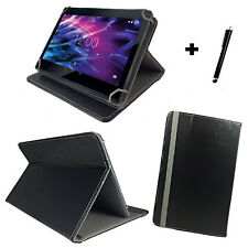7 pulgadas Tablet PC de-comio ct701w Android 4.0 estuche, funda-negro
