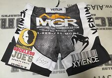 Krzysztof Soszynski Signed Fight Worn Used UFC 140 Shorts Trunks PSA/DNA Auto'd