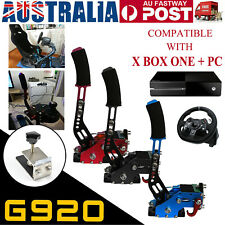 G920 Handbrake Compatible With XBOX ONE+PC For Simracing Game Sim Rig w/Clamp,AU