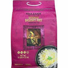 Khazana Premium Smoked Basmati Rice - 10lb