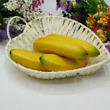 Polystyrene foam imitation banana fruit house kitchen party decoration