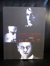 Heat [FilmArena] Blu-Ray Steelbook FAC Exclusive Region Free Rare Numbered *Read