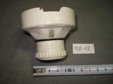 lampadario porcellana presa B22 1930 (ref OD 12)