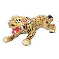 Tiger Brass Metal Rajasthani handicraft India Fine Art Gift