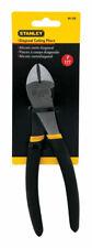 Stanley  7-5/16 in. Steel  Fixed Joint  Diagonal Pliers  Yellow  1 pk