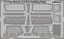 Eduard 1/72 Gloster Meteor F.1/f.3 Landing Flaps # 72540