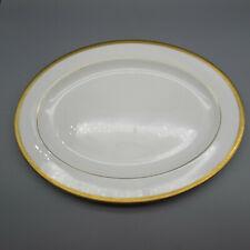 Royal Doulton Bone China Royal Gold Large Oval Platter