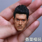 1/6 PVC Man Head Takeshi Kaneshiro Head Carving F 12'' Man Action Figure Body