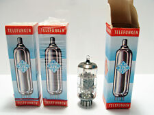 1 x Telefunken NOS ECC808 - 6KX8 Sealed Vacuum Double Triode  60s Tube ~ ECC803S