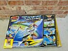 Rare Air Hogs Storm Launcher RC Plane New/sealed