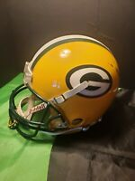 Green Bay Packers Riddell WD-1 fullsize football helmet