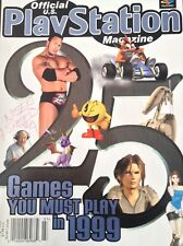 PlayStation Magazine  25 Must Play Games July 1999 120418nonrh
