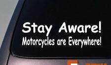 "MOTORCYCLE 6"" STICKER DECAL GANG BIKER BIKE VINYL LEATHER JACKET BOOTS"