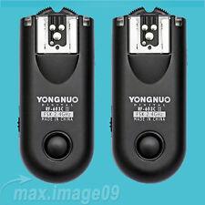 YONGNUO RF-603 II Flash Trigger Shutter Relase for Canon T5i T4i T3i 550D 450D