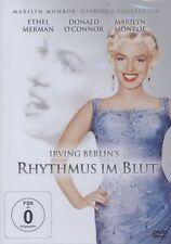 DVD NEU/OVP - Rhythmus im Blut - Marilyn Monroe, Ethel Merman & Donald O'Connor