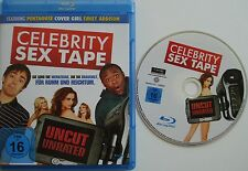 Celebrity Sex Tape _ Blu-ray _ Uncut & UNRATED _ Emily Addison [Penthouse]