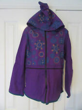 Cotton Hood Regular Size Coats & Jackets for Women